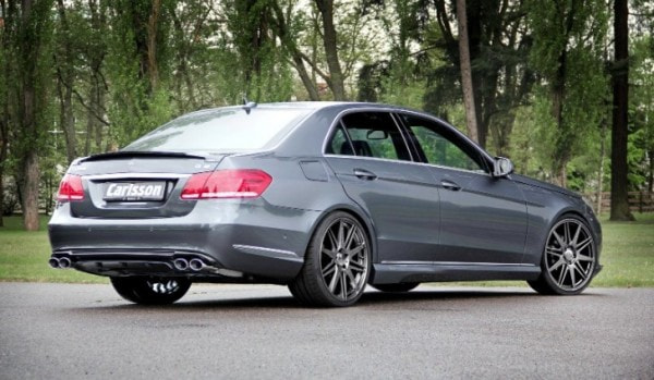 Carlsson Pumps Up Understated Non Amg E Class W212 Autoevolution