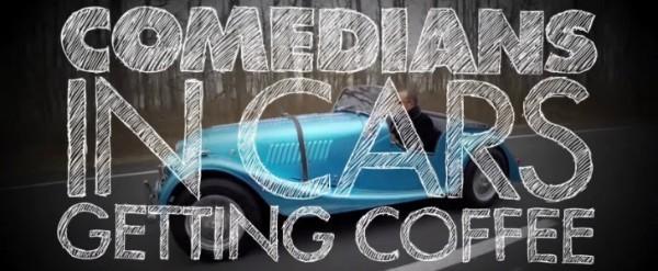 comedians in cars getting coffee season 6 trailer released autoevolution. Black Bedroom Furniture Sets. Home Design Ideas