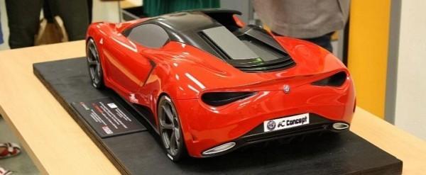 Alfa Romeo Concept Car >> Concept Car Showcase Alfa Romeo 6c By Gianfranco Spano
