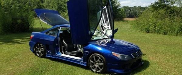 Craigslist Find Acura Integra With BMW Series Looks - Craigslist acura mdx