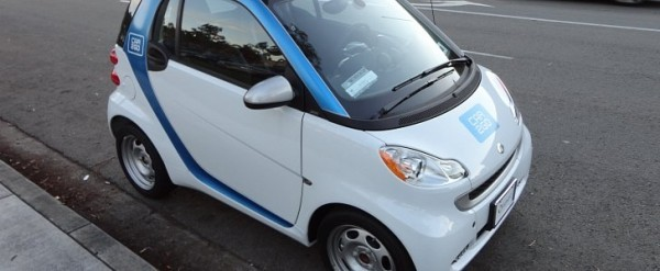 Car To Go Seattle >> Days After Bmw S Reachnow Entered Seattle A Car2go Smart