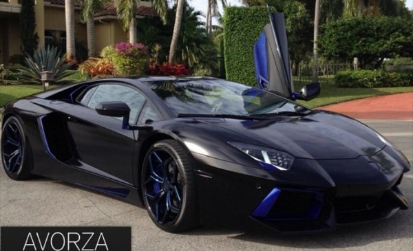Detroit Tigers Yoenis Cespedes Drives A Fire Spitting Lamborghini