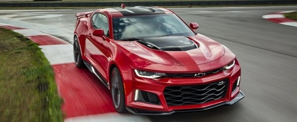 UPDATE: Did the 2017 Chevrolet Camaro ZL1 Lap the Nurburgring in 7