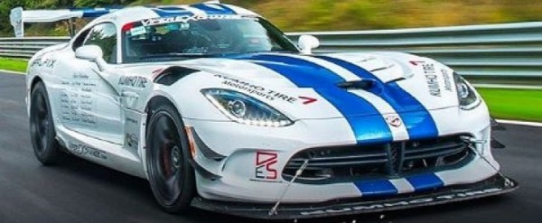 Dodge Viper 7:01 Nurburgring Record Explained, In-Car Crash