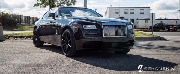 Drake S New Rolls Royce Wraith Could Spark A New Feud With Meek Mill