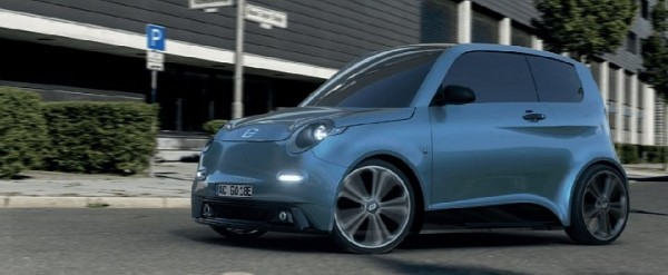 E Go Life Is A German 17 000 Electric Microcar For Your Urban Mobility Issues Autoevolution
