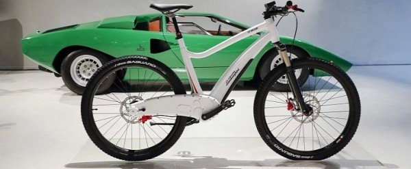 754ece69be7 Electric Lamborghini Bicycles Are Now A Thing - autoevolution