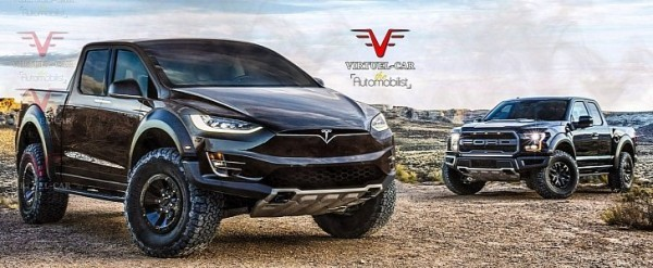 """2018 Shelby F150 For Sale >> Elon Musk on the Tesla Electric Pickup Truck: How About a """"Mini Semi?"""" - autoevolution"""