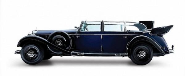Mercedes Grosser For Sale >> Ex-Adolf Hitler 1939 Mercedes-Benz 770K Grosser Heads To Auction - autoevolution