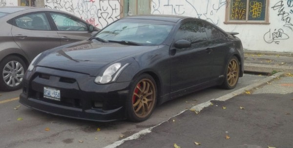 Fail Nissan Skyline Infiniti G35 Wants To Be A Gt R Autoevolution