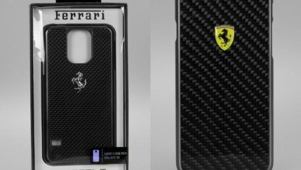 sale retailer 0cc55 b6265 Ferrari Unveils Limited Edition Case Designed for Samsung S5 and ...