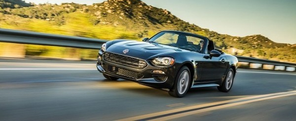 Fiat Drops 124 Spider From Uk Lineup No Explanation