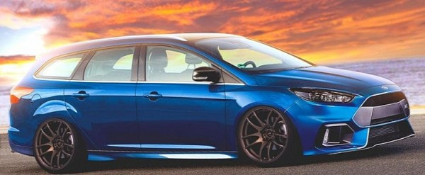 focus rs wagon rendered as the car ford should build for. Black Bedroom Furniture Sets. Home Design Ideas