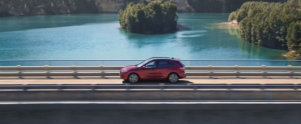 Ford Issues Kuga Phev Recall Over Battery Fire Risk Autoevolution