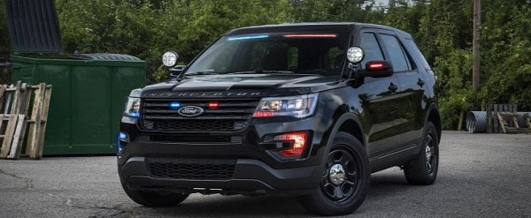 ford police interceptor utility gets no profile visor light bar autoevolution. Black Bedroom Furniture Sets. Home Design Ideas