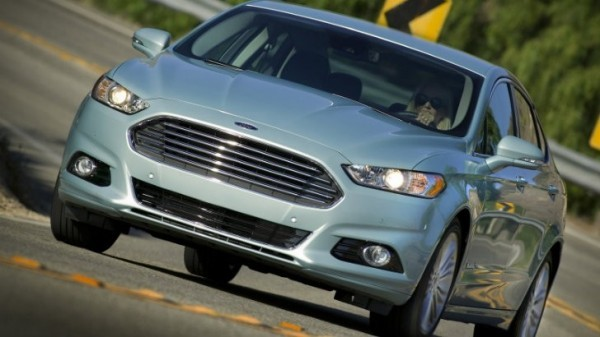 Ford Recalls 2014 - 2015 Fusion Over Sticking Ignition Key