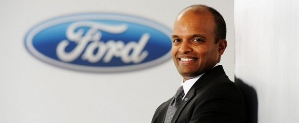 Ford Sacks North America President Raj Nair For ...