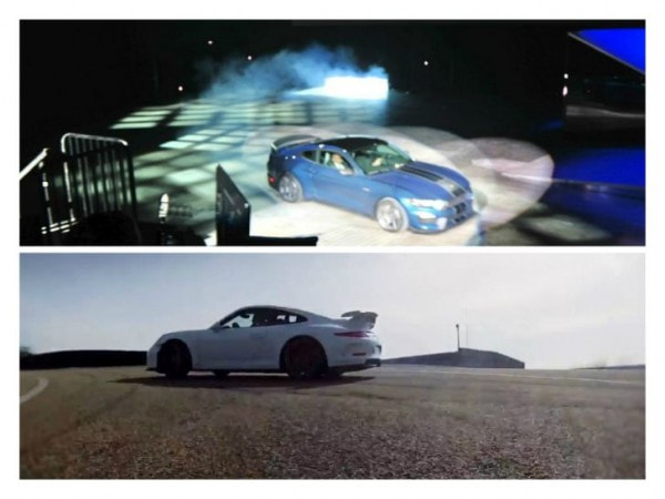 Ford says the mustang shelby gt350r is better than the porsche 911 gt3 autoevolution