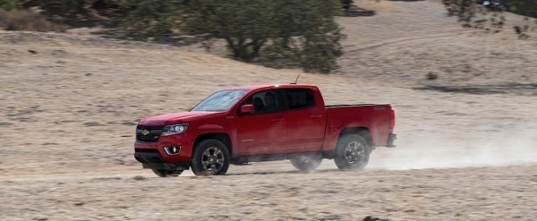 Gmc Canyon And Chevrolet Colorado Are Americas Most Efficient