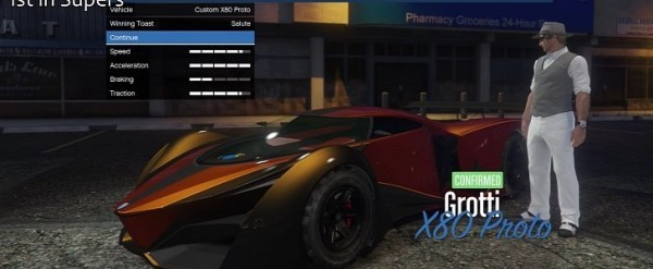 GTA Online Has Received A New Supercar, And It\u0027s The Fastest