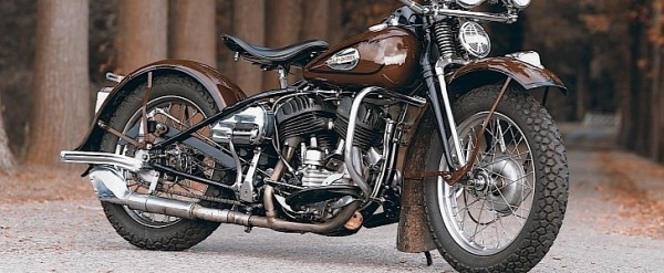 Harley-Davidson 1942er Is Just Like Your Grandpa's Wartime WLA Minus The Gear