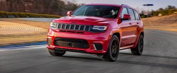 Jeep Grand Cherokee Trackhawk 1000 Hp
