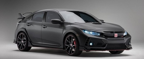 Honda Civic Type R Spearheading Civicpalooza 2016 SEMA Lineup
