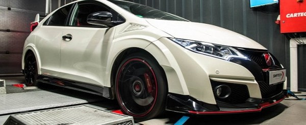 honda civic type r turbo engine tuned to 356 ps by shiftech autoevolution. Black Bedroom Furniture Sets. Home Design Ideas