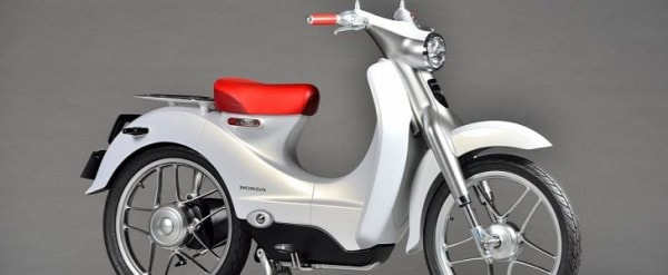 Honda Confirms New Electric Scooter For 2018 - autoevolution