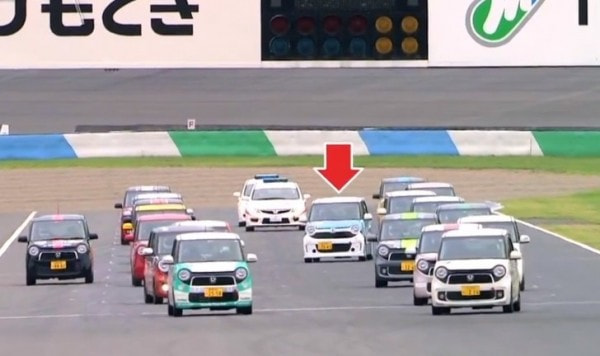 Honda Organizes Kei Car Races In Japan And It S Very Funny Autoevolution