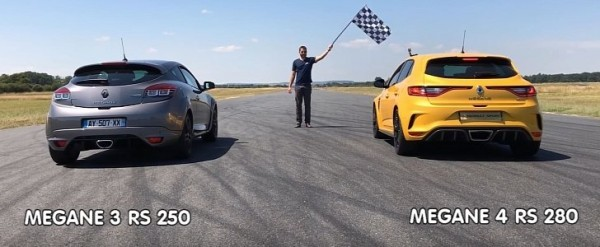 How Much Faster Is The New Megane Rs Than The Old Megane Rs