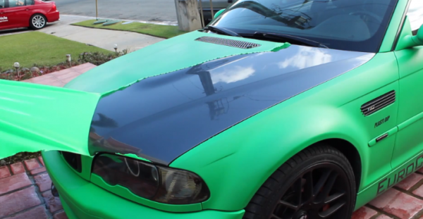 Best Way To Remove Plasti Dip >> How To Remove Plasti Dip From Your Car Autoevolution