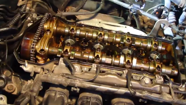 How To Replace Valve Cover Gasket On 2000 2007 Toyota