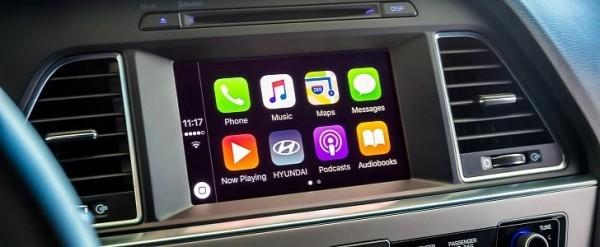 Hyundai Apple Carplay Update