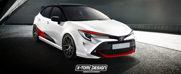 Is The Toyota Auris Grmn A Corolla Hot Hatch Waiting To Happen