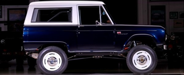 "Jay Leno's 1968 Ford Bronco ""Shelby GT500"" Is Restomod ..."