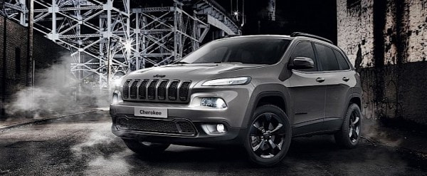 Jeep Cherokee Night Eagle Special Limited Edition Is Sadly Only Spreading Its Wings Over The Uk Autoevolution