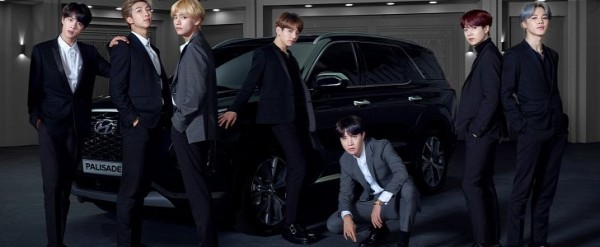 K Pop Band Chosen To Endorse 2020 Hyundai Palisade Autoevolution