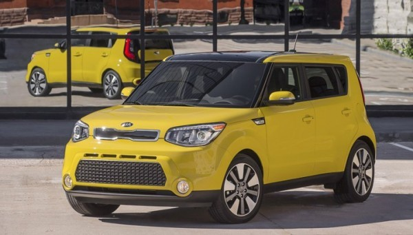kia soul enhanced further for 2015 autoevolution. Black Bedroom Furniture Sets. Home Design Ideas