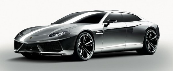 Lamborghini Sedan Could Happen In 2021 Thanks To Porsche ...