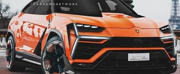 Lamborghini Urus Ev Has Terzo Millennio Design Looks Awesome