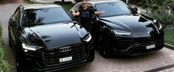 Lamborghini Urus Meets Audi Q8 In Switzerland And Both Are Black