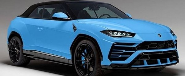 Lamborghini Urus Spyder Render Will Give Purists A Panic Attack
