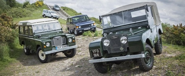 Land Rover's 4x4 Systems - A Brief Guide - autoevolution