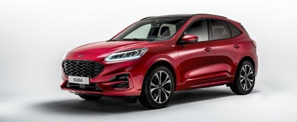 Larger Lighter 2020 Ford Kuga Debuts With Three Hybrid Engines