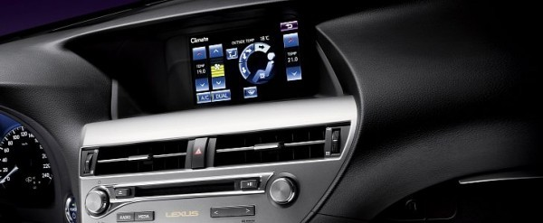 Lexus Navigation Systems Suffer Glitch After Update, Might Require