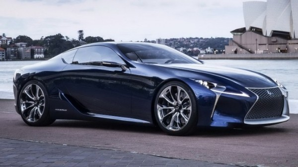 Lexus Latest Models >> Lexus Planning To Build A New Model Next Year Autoevolution