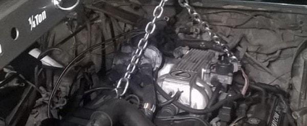 Lexus V8 Power Makes This Jeep Wrangler a Monster Build