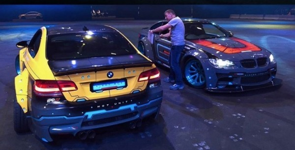 Liberty Walk Bmw M3s Featured In Top Gear Live Performances