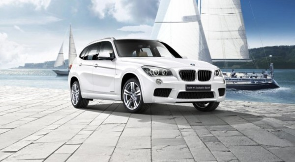 limited edition bmw x1 exclusive sport launched in japan autoevolution. Black Bedroom Furniture Sets. Home Design Ideas